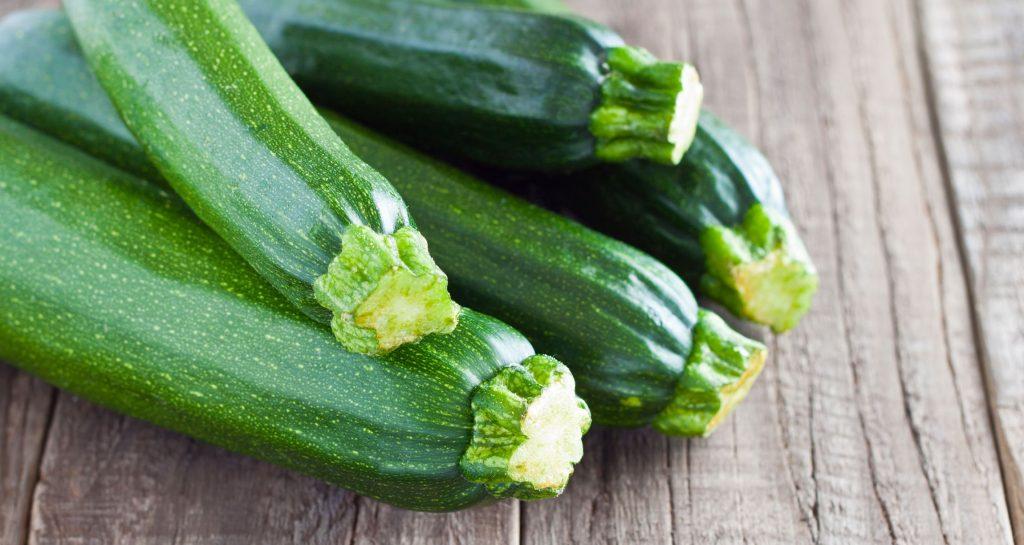 Ho to Store Zucchini