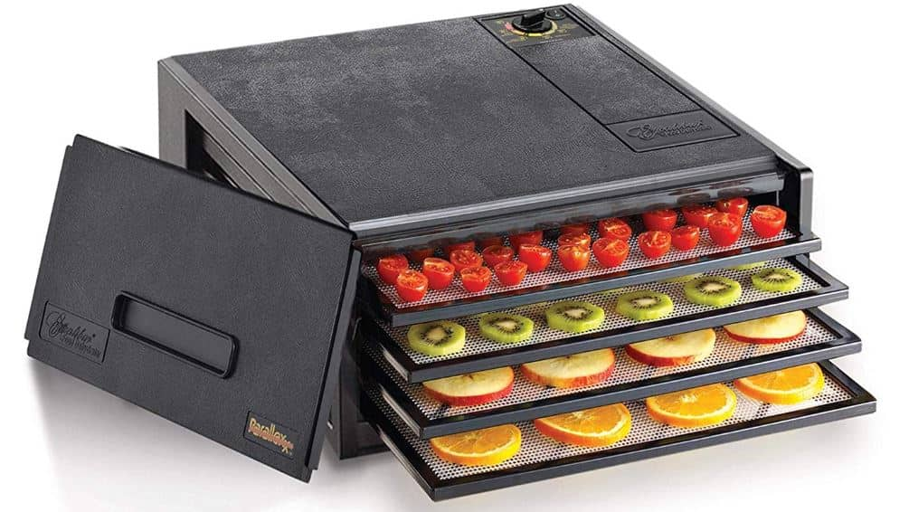 Best Food Dehydrator Reviews - Excalibur 2400 Electric Food Dehydrator with Adjustable Thermostat