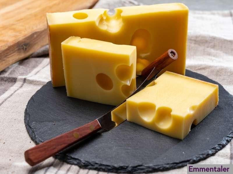 Emmentaler - emmental cheese