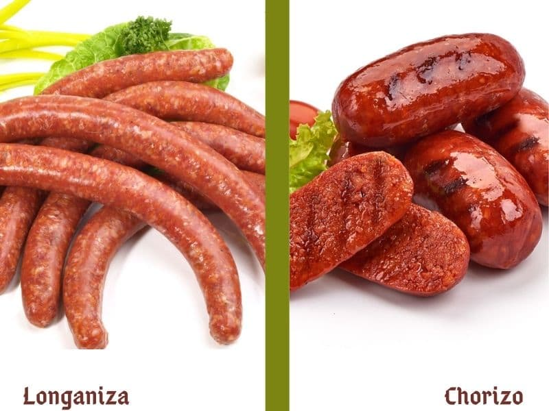 Longaniza-vs-Chorizo